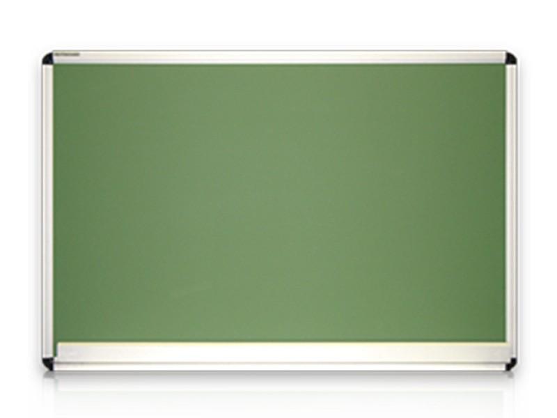 Non-magnetic Chalk Board