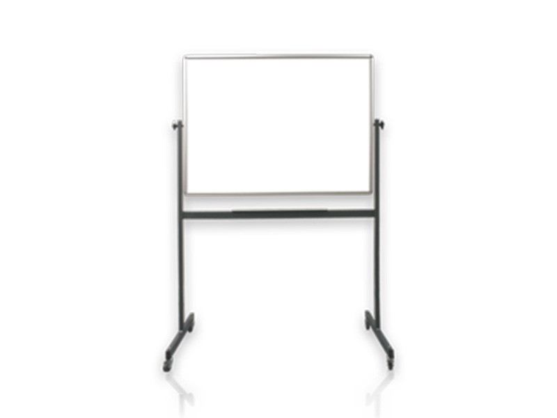 Double Sided Mobile White Boards on Castors